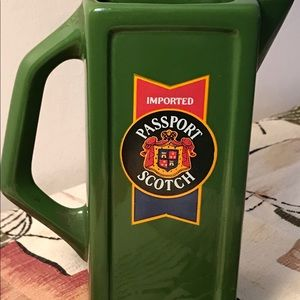 Other - Vtg Scotch Pitcher for your bar.
